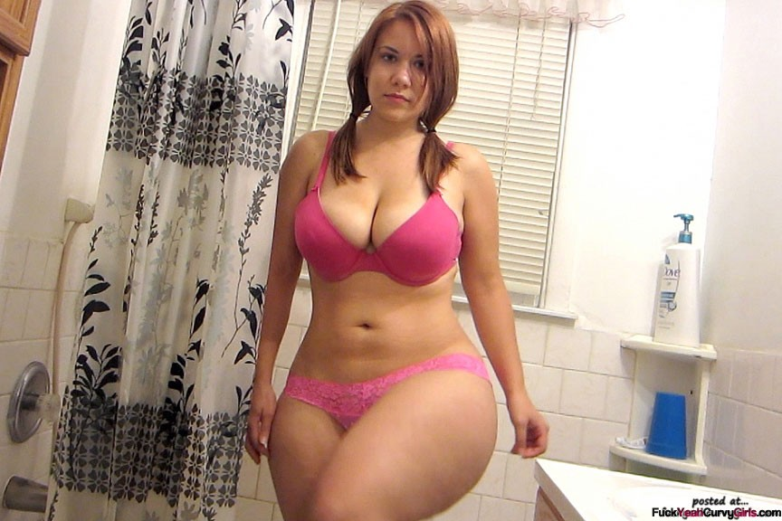 Amazing Wide Hips On Thick Girl
