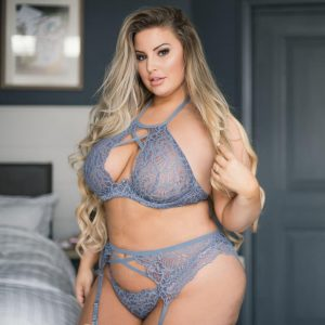Ashley Alexiss In Lingerie