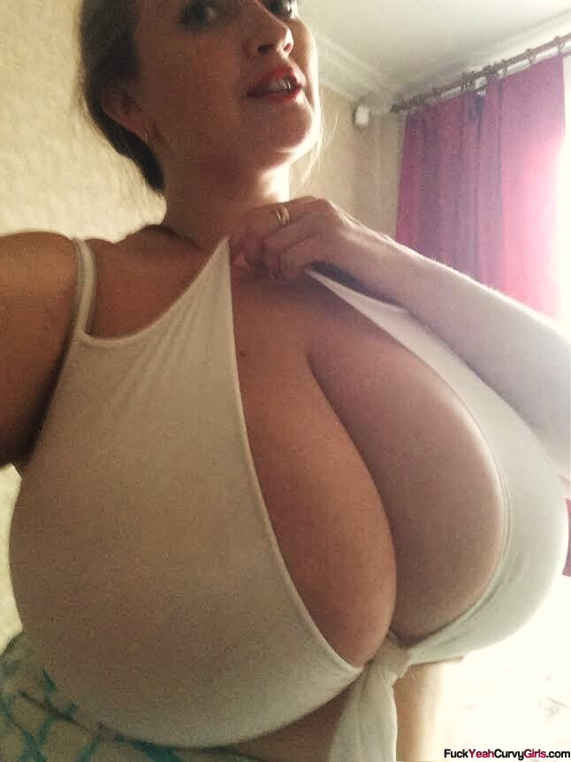 Bbw-Huge-Boobs-Selfie  Fuckyeahcurvygirls