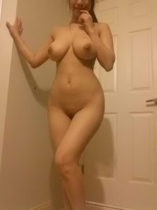 Busty Asian With Wide Hips