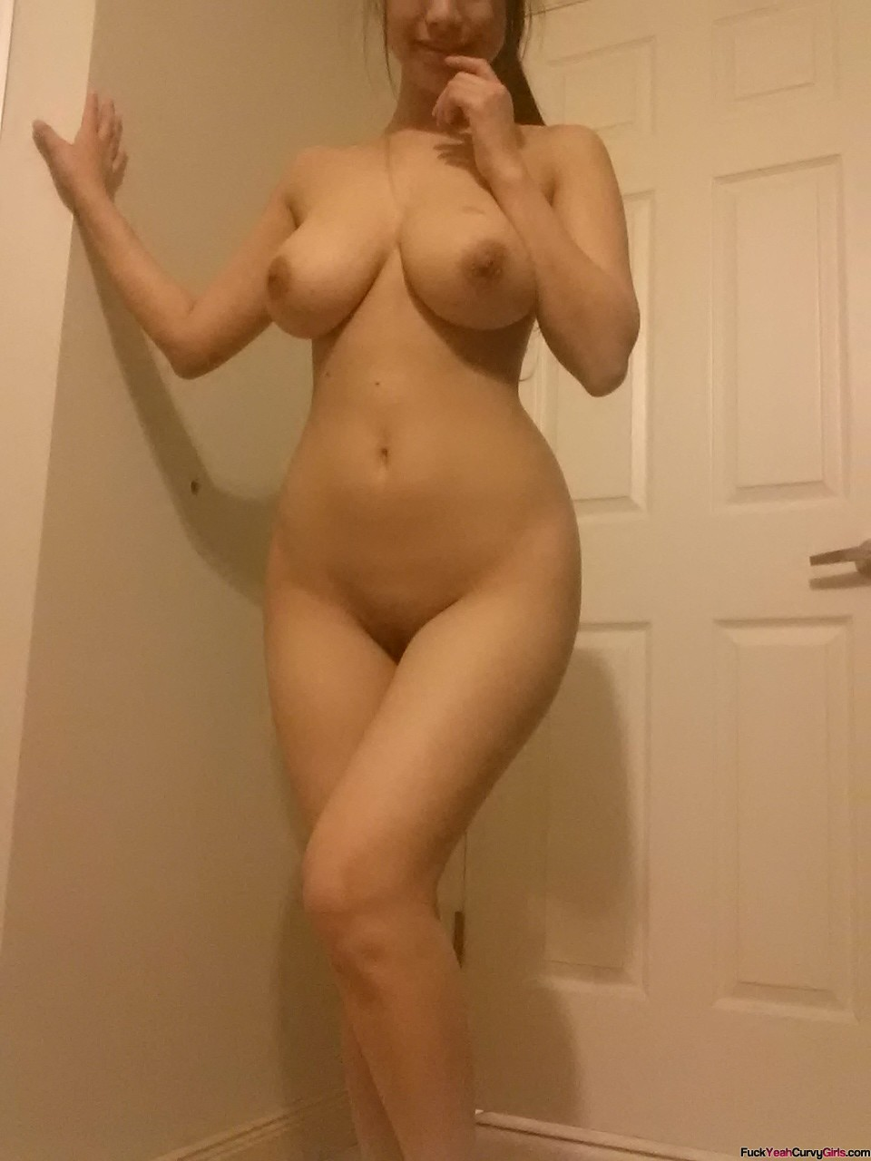 Sexy big hips small waist nude are