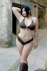Chubby Big Boob Asian Girl