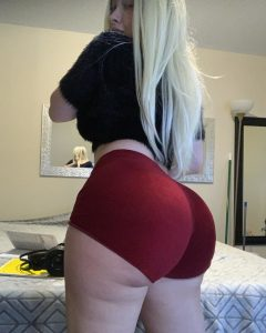 Big Booty In Shorts