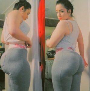 Big Latina Booty