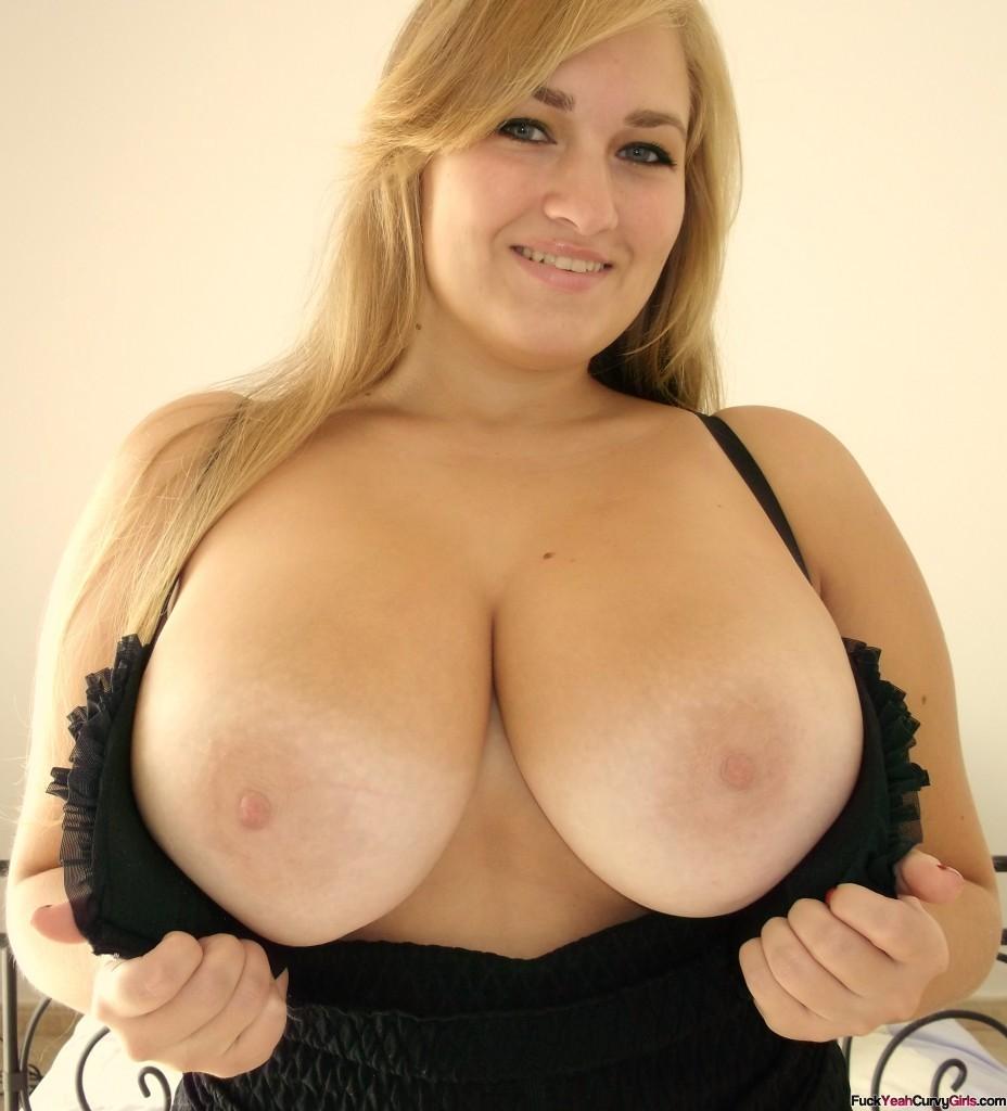 Blonde Big Natural Tits Pov