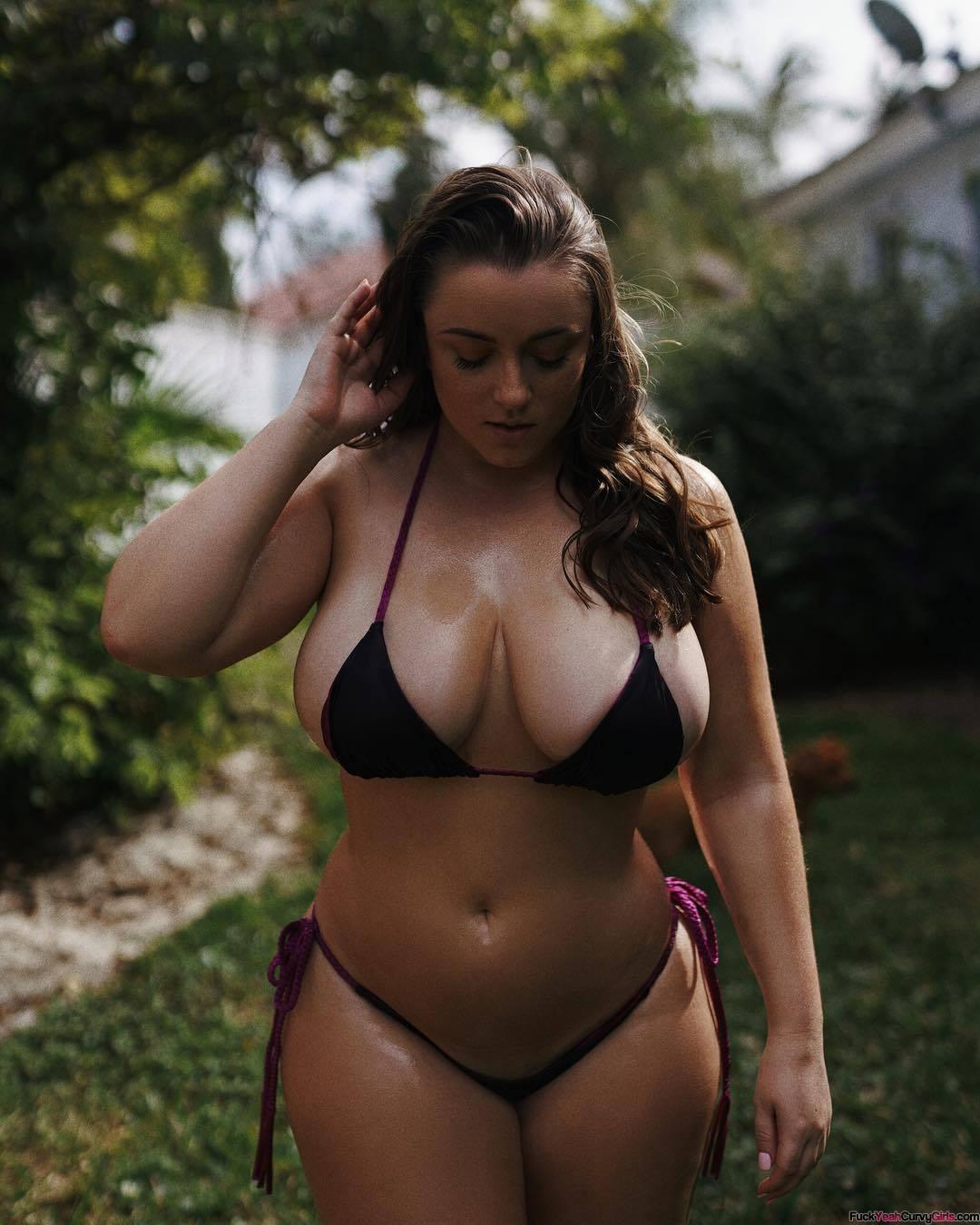 in bikinis Cute tube girls chubby