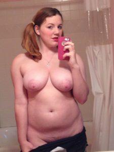 Chubby Selfie