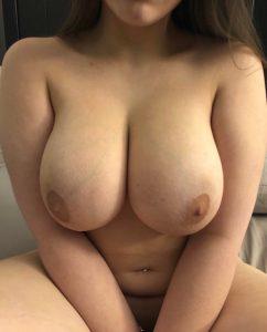 Chubby Tummy And Big Boobs