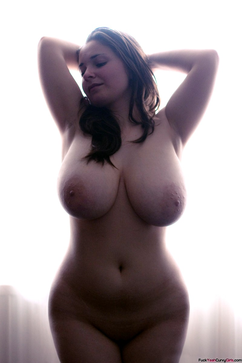 Thick curvy girls big tits