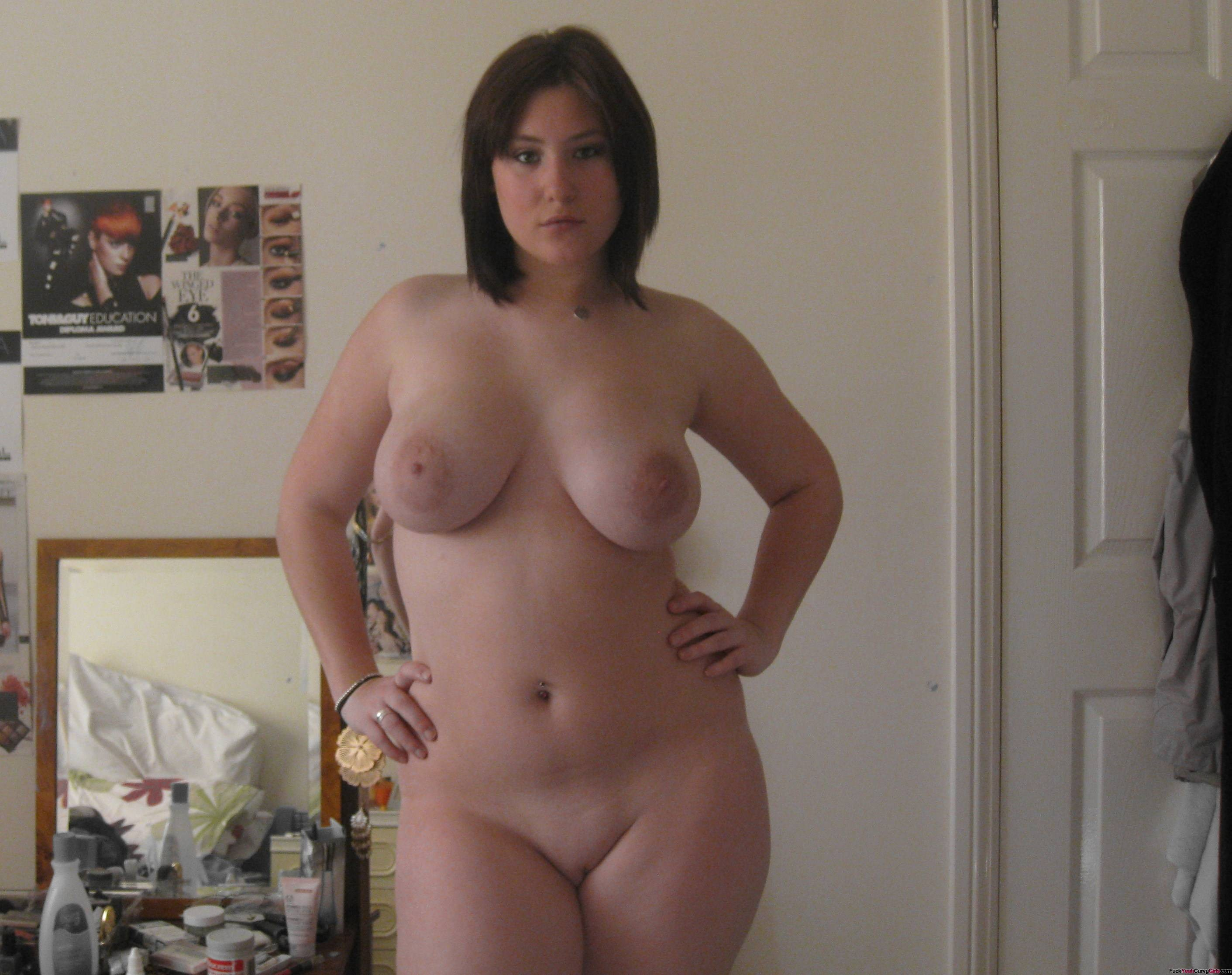 Cute Chubby Amateur - Fuck Yeah Curvy Girls-6857