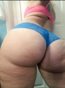 PAWG MILF In Boyshort Panties