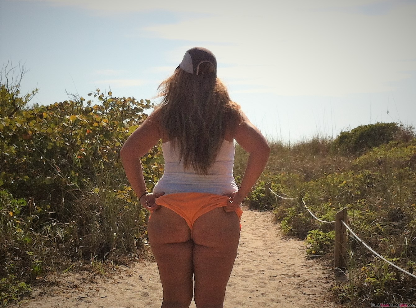 pawg-on-the-beach