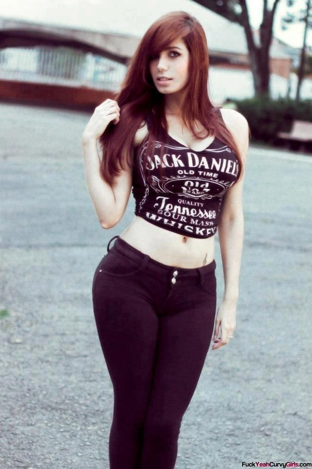 Perfect Thick Body - Fuck Yeah Curvy Girls