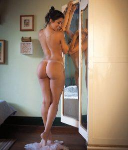Sabrina Petrarca Sporting Sexy Tan Lines