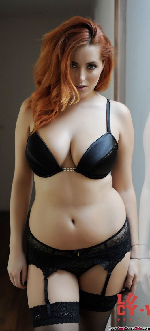 girl in bra Fat