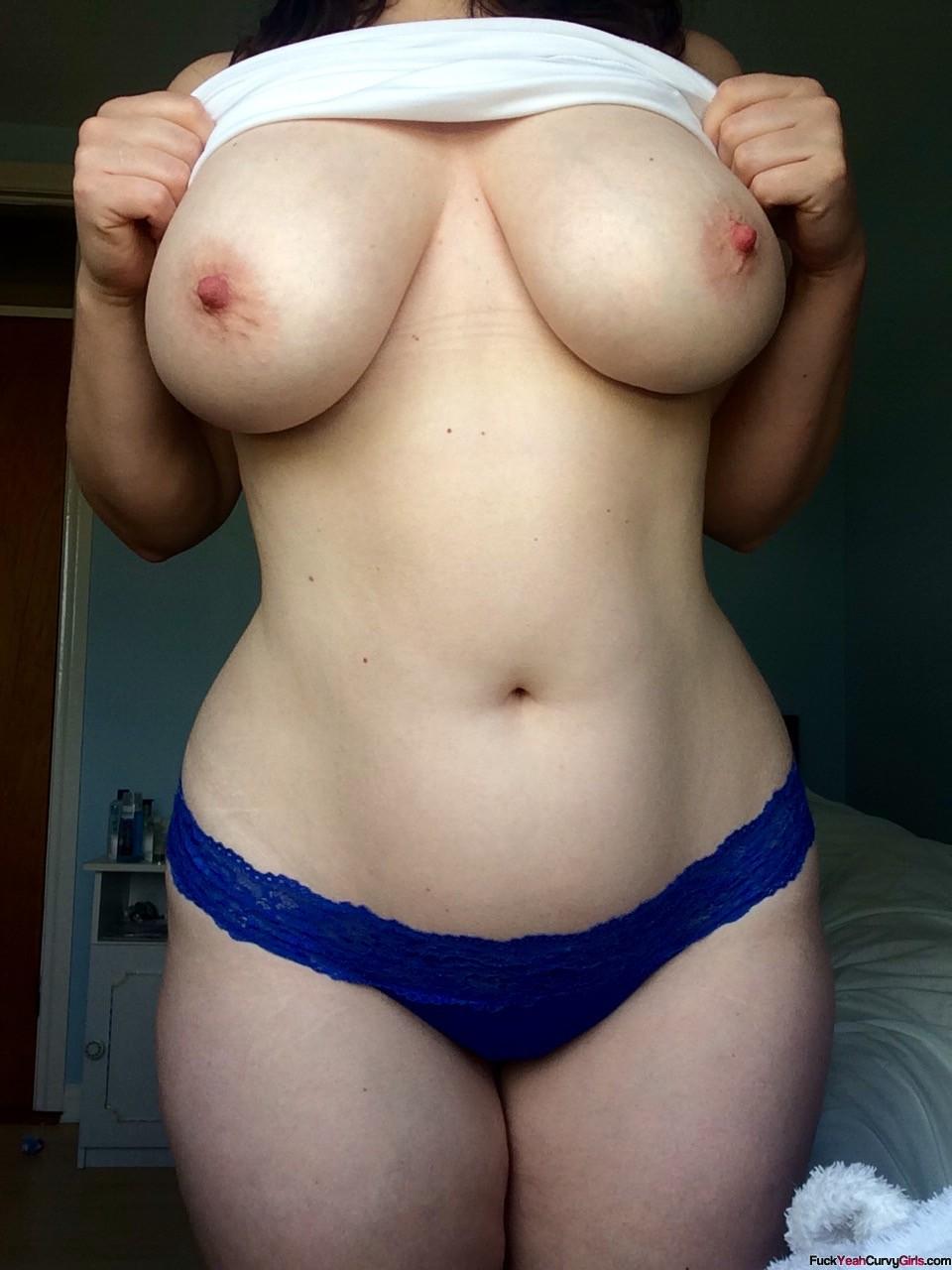Sexy curvy amateur