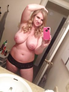 Stacked Amateur Selfie