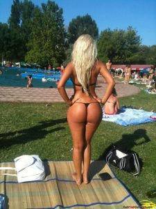 Tan Blondes Sweet Big Ass