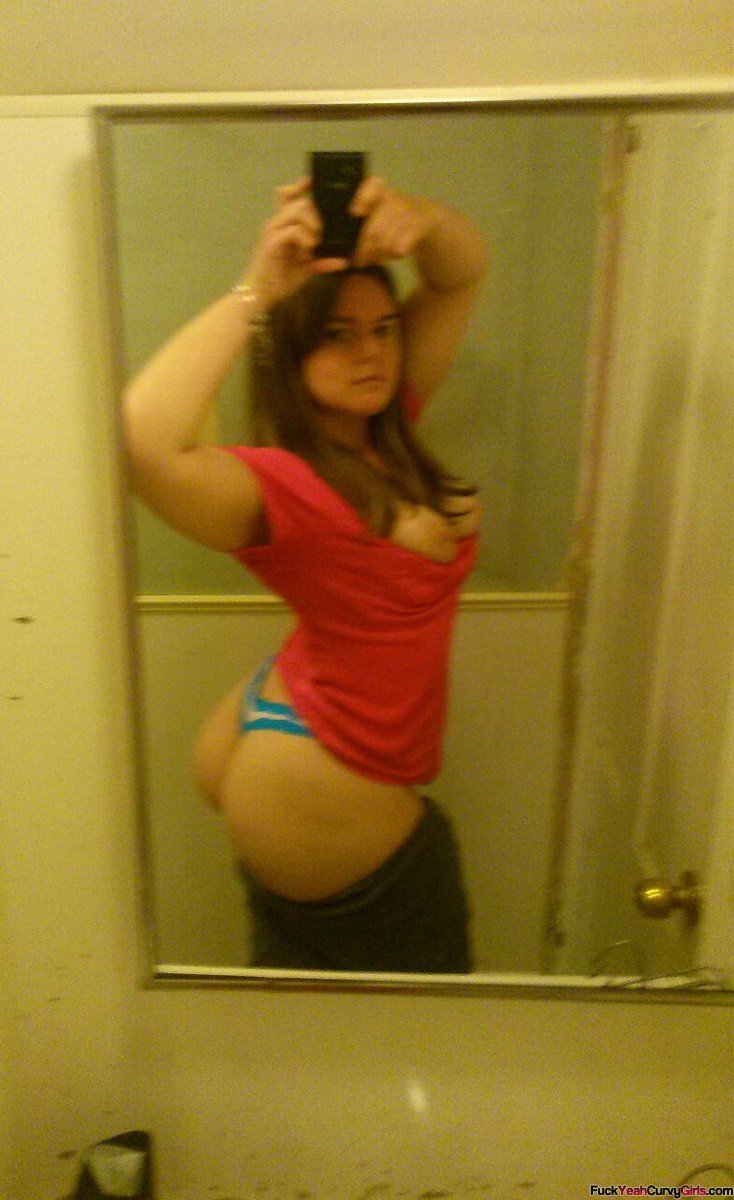 thick curvy naked self pic girls