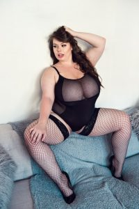 Thick And Curvy In Lingerie