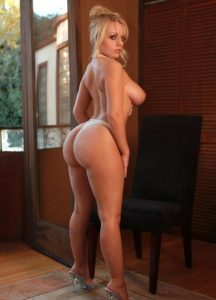 Thick Blonde PAWG