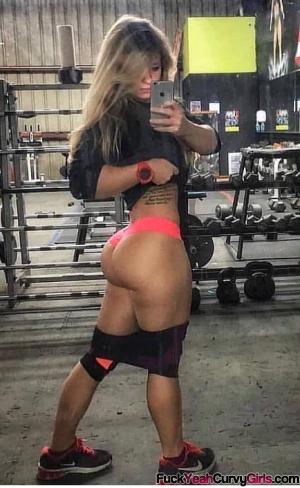 thick-bubble-butt-gym-ass