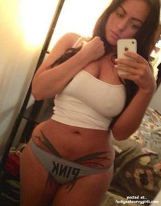 Curvy Thick Girl Self-Shot