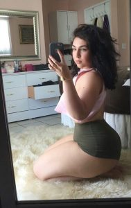 Thick Legs Tight Shorts