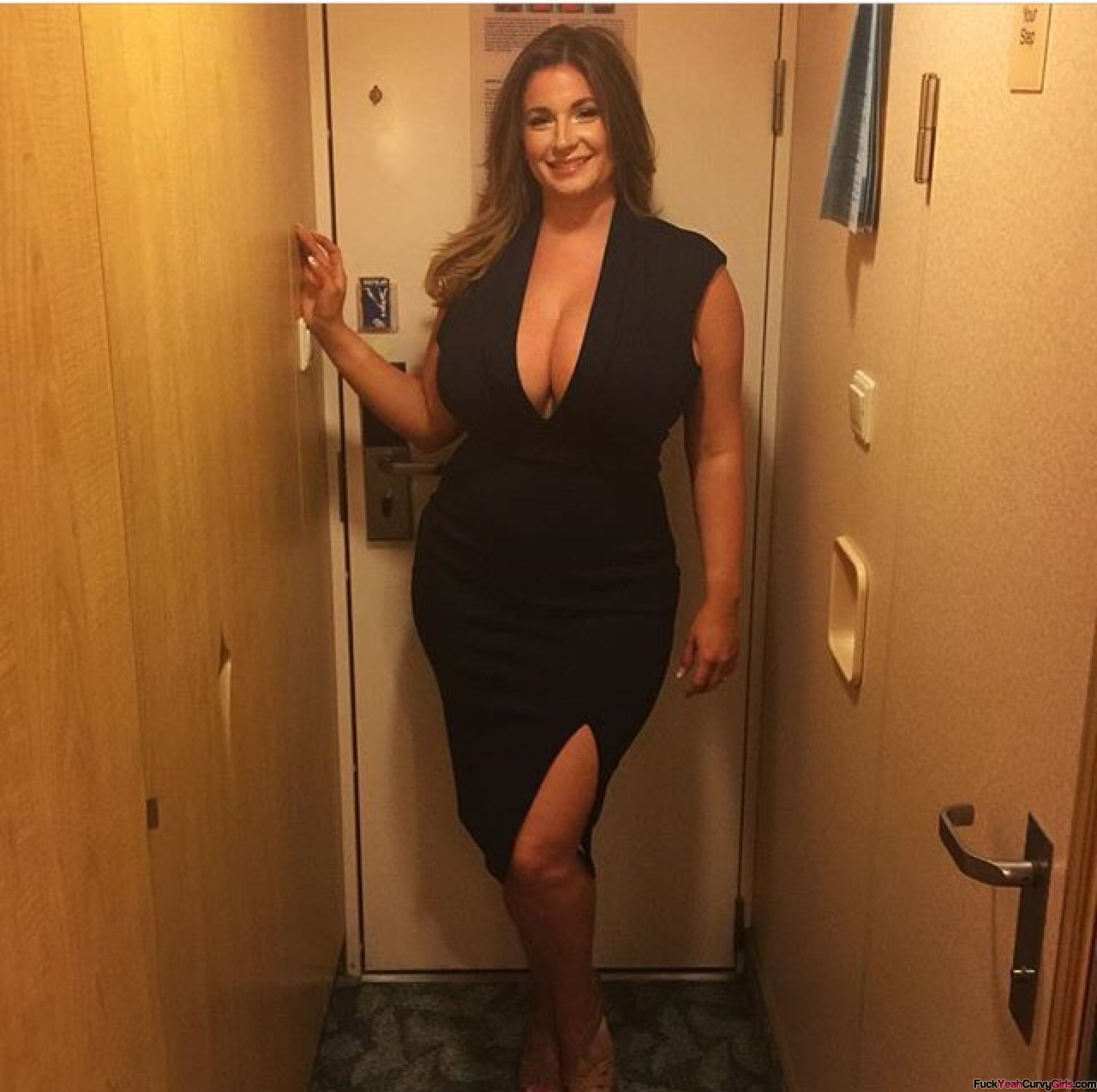 Your Busty women in dresses gallery