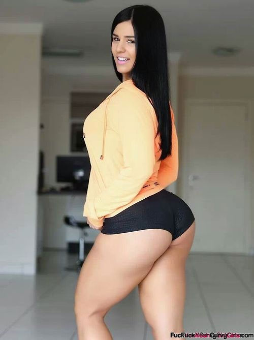 In latina tight shorts women