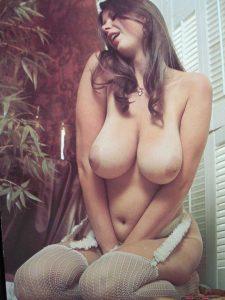 Vintage Busty Curvy Girl