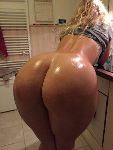Wet Booty